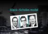 black scholes model